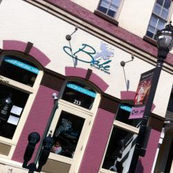Salon facade at Babe Styling Studios for black hair care in Wilmington, DE.